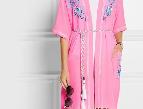 Kimono Nasıl Kombinlenir