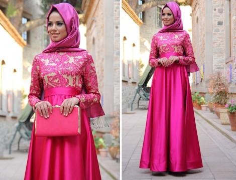 Mevra Abiye Elbise Modeli