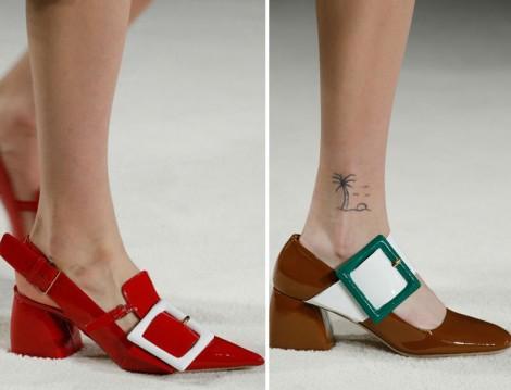 Miu Miu 2015-2016 Ayakkabı Modelleri