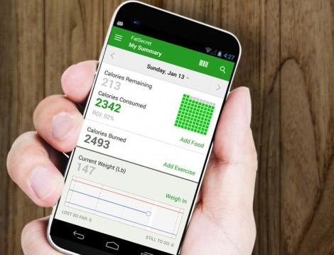 Mobil Diyet Uygulamaları FatSecret