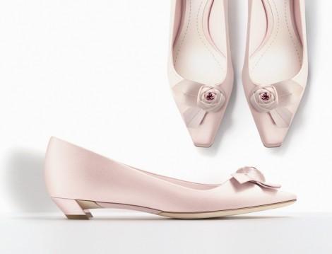 Pembe Ayakkabı Modeli