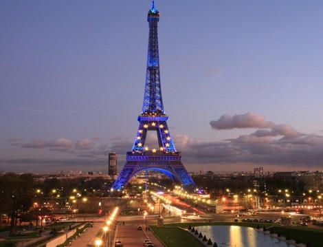 Sonbaharda Paris Tatili