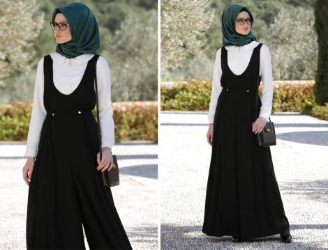 Tesettür Giyim Kolejli Stili Tuğba Venn