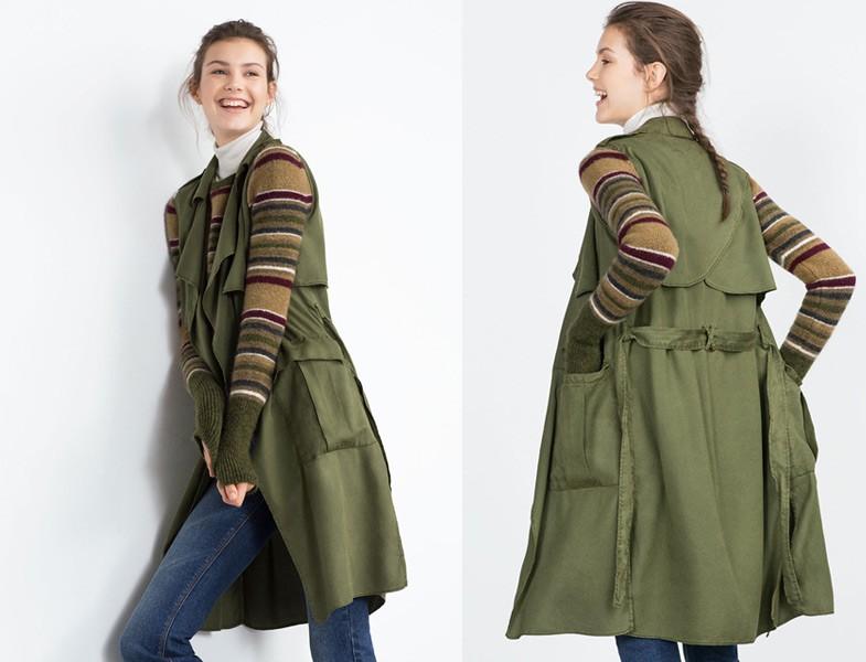 Zara 2015 2016 Sonbahar Kış Koleksiyonu