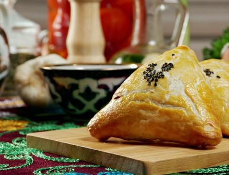 Özbek Mutfağından Samsa Böreği Tarifi