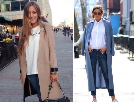 2015 Sonbahar Kış Maksi Palto Modelleri