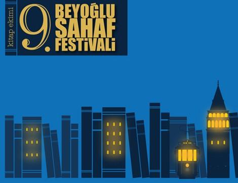 9. Beyoğlu Sahaf Festivali Başlıyor