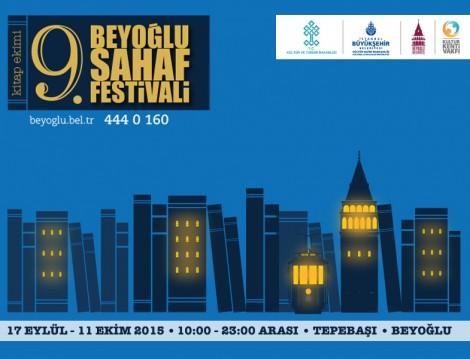 9. Beyoğlu Sahaf Festivali