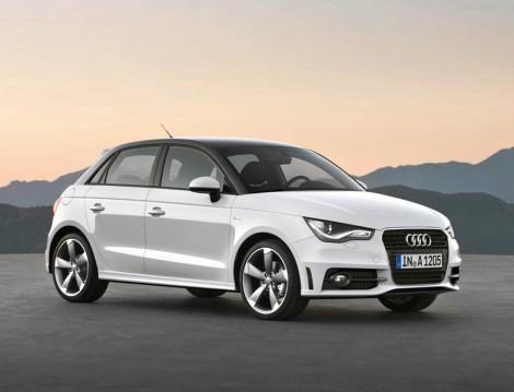 Bayanlara En Uygun Otomobil Audi a1