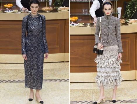 Chanel 2015-16 Sonbahar Kış Koleksiyonu