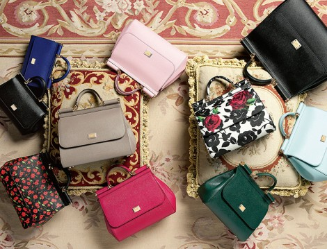 Dolce Gabbana 2015-16 Sonbahar Kış Çanta Koleksiyonu