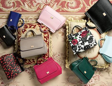 Dolce Gabbana 2016 Koleksiyonundan Çanta Trendleri