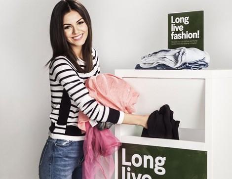 H&M Markasının Geri Dönüşüm Seferberliği