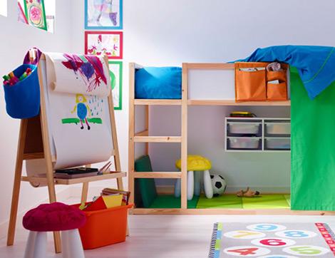 Okula Keyifle Dönmenin Yolu IKEA'dan Geçer