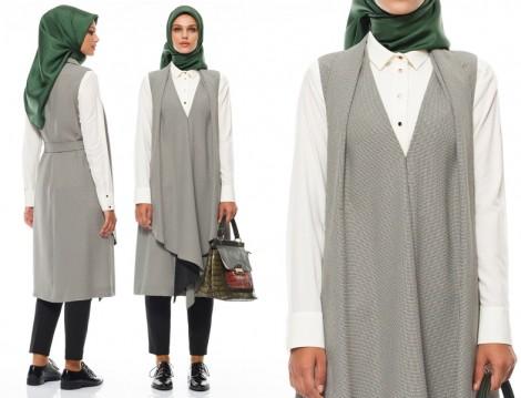 Kurumsal-Resmi Tesettür Giyim Modelleri