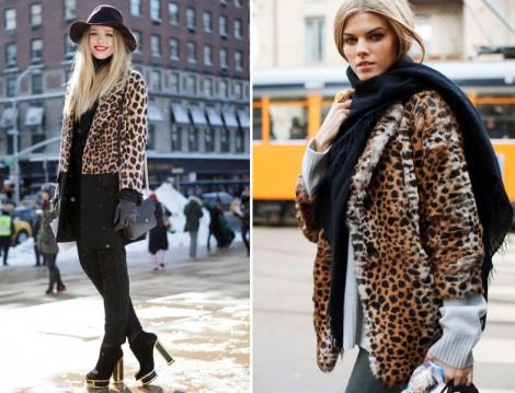 Leopar Deseni Nasıl Giymeli