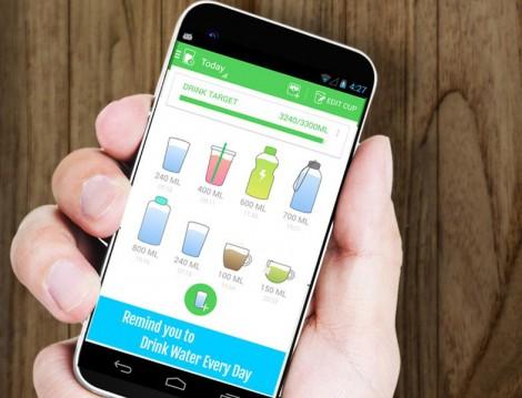Mobil Diyet Uygulamaları Water Your Body