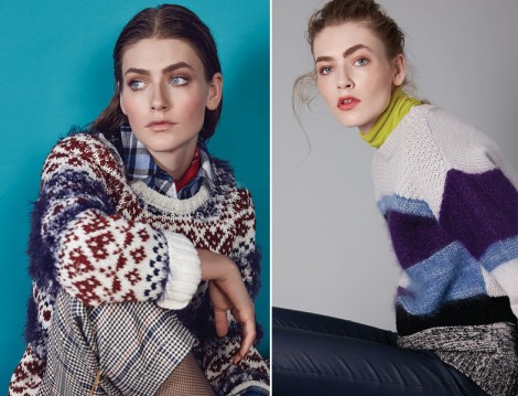 Twist 2015-16 Sonbahar Kış Kazak Modelleri