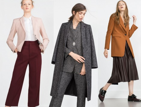Zara 2015-16 Sonbahar Kış Koleksiyonu