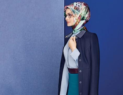 Çalışan Tesettürlü Kadının Kıyafeti Artık Yalnızca Etek-Ceket Değil