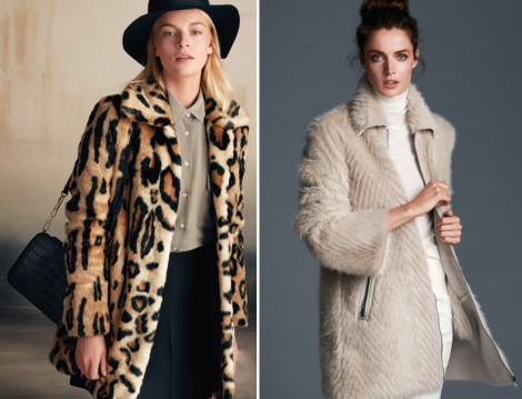 İpekyol 2015-16 Sonbahar Kış Kürk Modelleri