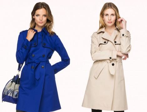 İpekyol 2015-16 Sonbahar Kış Trençkot Modelleri