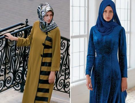 40 Yaşa Öze Tesettür Giyim Modelleri