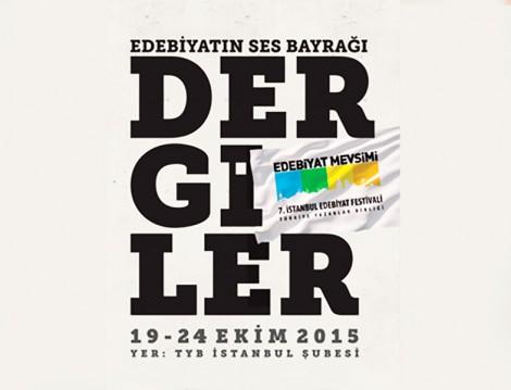 7. İstanbul Edebiyat Festivali Dergiler