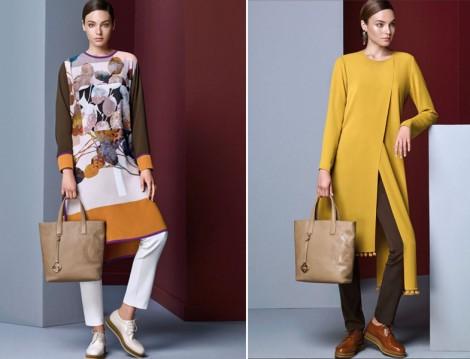 Aker 2015-16 Sonbahar Kış Tunik Modelleri