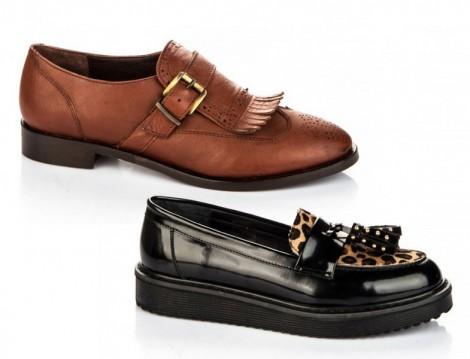 Elle Oxford Ayakkabı Modelleri