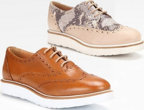 Hotiç Maskülen Tarz Ayakkabı Modelleri