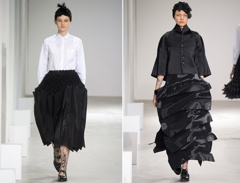 Junya Watanabe Etek Modelleri