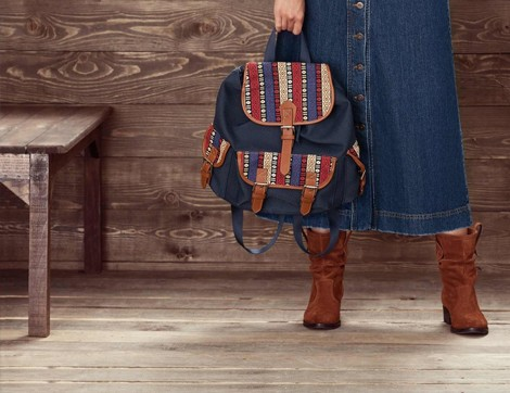 Sırt Çantaları İçin Stil Önerileri