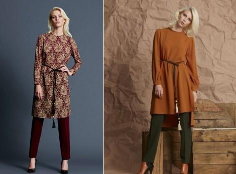Mimya 2015-16 Sonbahar Kış Tunik Modelleri