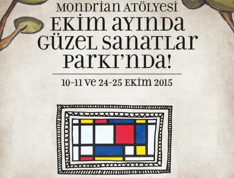 Mondrian Atölyesi Güzel Sanatla Parkı