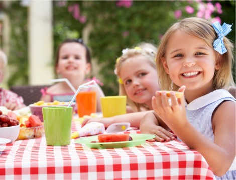 Okul Çağı Çocuklar İçin Beslenme Önerileri