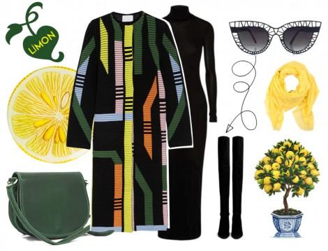 Renkli Tesettür Giyim Kombinleri