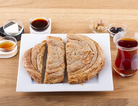 Aşırı Lezzetli Tahinli Çörek Tarifi