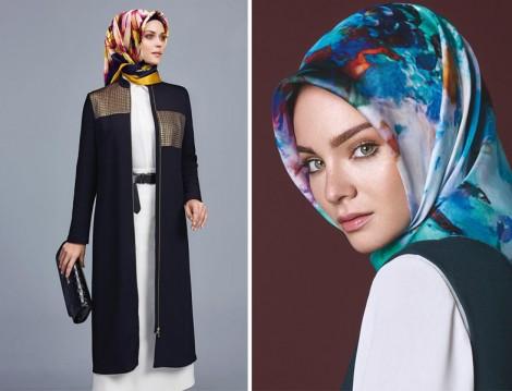 Tesettür İş Kıyafetleri 2016
