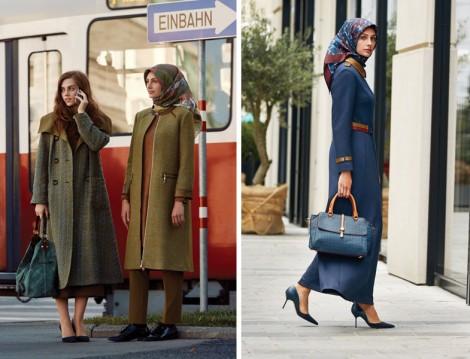Tesettür Giyim İş Kıyafetleri 2015