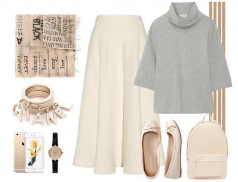 Tesettür Giyim Pratik Kombin Önerileri