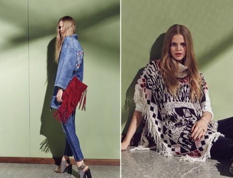 Twist 2015-16 Sonbahar Kış denim ve Triko Modelleri