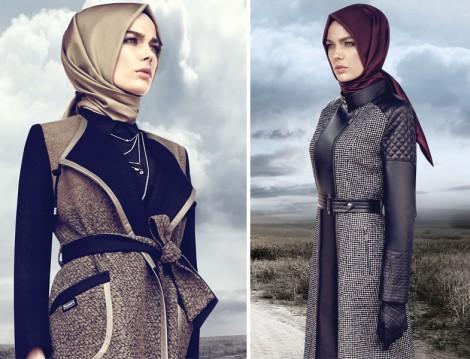 Zühre Pardesü Palto ve Kaban Modelleri 2015