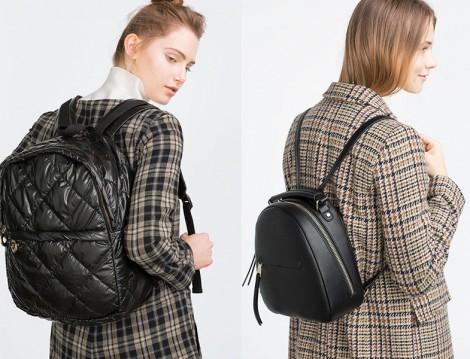 Zara 2015 Sırt Çantası Modelleri