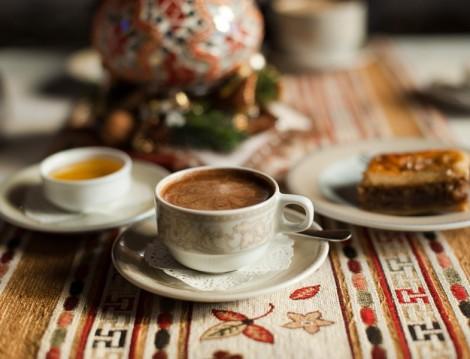 İstanbul'da Türk Kahvesi İçin En İyi 7 Adres