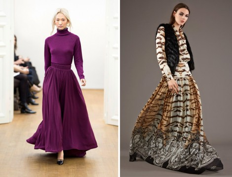 2016 Kış Modasında Trendler
