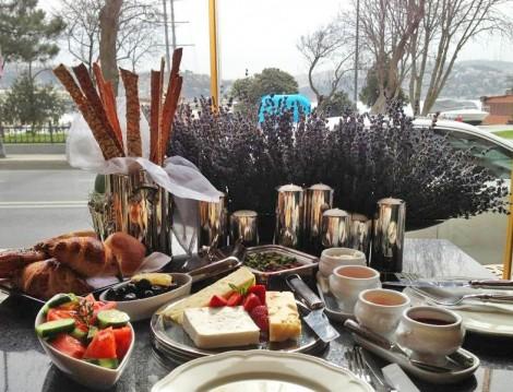 Alkolsüz Mekanlar Dolce Cafe Kuruçeşme