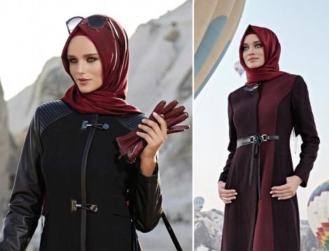 Alvina 2015-16 Sonbahar Kış Kırmızı Giyim Modelleri