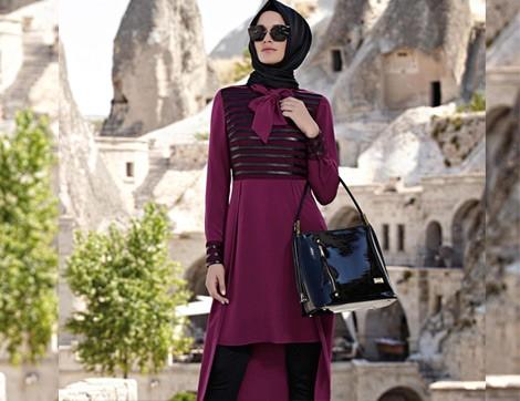 Alvina 2015/16 Cappadocia Kreasyonundan Öne Çıkan Tunik Modelleri