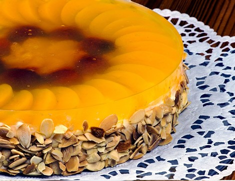 Ev Yapımı Jöle İle Ananaslı Cheesecake Nasıl Yapılır?